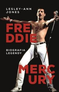 Freddie Mercury 195x300 - Freddie Mercury Biografia legendy	Jones Lesley-Ann