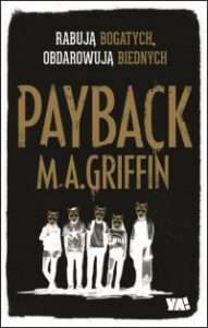 Payback 191x300 - Payback	Martin Griffin