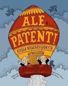 Ale patent Księga niewiarygodnych wynalzków