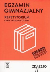 Egzamin gimnazjalny. Repetytorium. Czesc humanistyczna 208x300 - Egzamin gimnazjalny. Repetytorium. Część humanistyczna