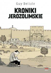 KRONIKI JEROZOLIMSKIE 210x300 - Kroniki Jerozolimskie Guy Delisle