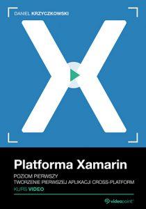 Platforma Xamarin 210x300 - Platforma Xamarin. Kurs video. Poziom pierwszy. Tworzenie pierwszej aplikacji cross-platform
