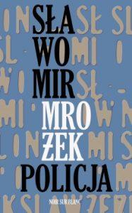 Policja 187x300 - Policja Sławomir Mrożek
