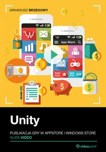 Unity 210x300 - Unity. Publikacja gry w AppStore i Windows Store. Kurs video