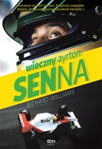 Wieczny Ayrton Senna 207x300 - Wieczny Ayrton Senna Richard Williams