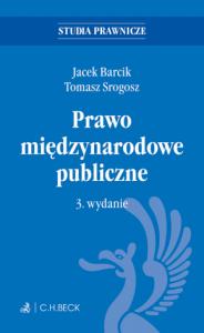 Prawo miedzynarodowe publiczne 184x300 - Prawo międzynarodowe publiczne  Jacek Barcik Tomasz Srogosz