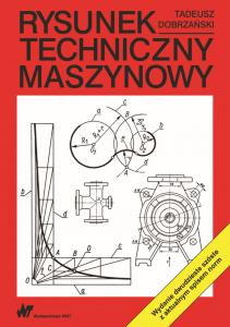 Rysunek techniczny maszynowy 211x300 - Rysunek techniczny maszynowy Tadeusz Dobrzański