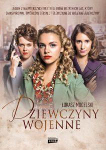 Dziewczyny wojenne 211x300 - Dziewczyny wojenne Łukasz Modelski