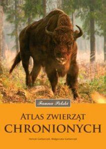 Atlas zwierzat chronionych 213x300 - Atlas zwierząt chronionych Małgorzata Garbarczyk Henryk Garbarczyk