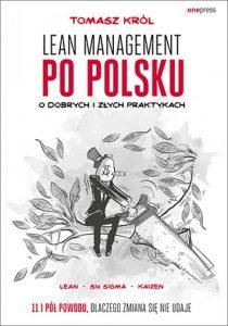 Lean management po polsku 210x300 - Lean management po polsku O dobrych i złych praktykachTomasz Król
