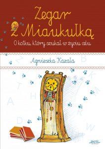 Zegar z Miaukulka 212x300 - Zegar z MiaukułkąAgnieszka Kazała