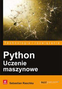 Python 210x300 - Python Uczenie maszynowe Sebastian Raschka