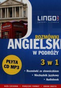 Angielski w podrozy 207x300 - Angielski w podróży Rozmówki 3w1 + CD Agnieszka Szymczak-Deptuła