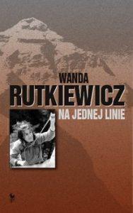 Na jednej linie 188x300 - Na jednej linieWanda Rutkiewicz
