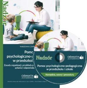 Pomoc psychologiczno pedagogiczna w szkole i przedszkolu 297x300 - Pomoc psychologiczno-pedagogiczna w szkole i przedszkolu Marzenna Czarnocka