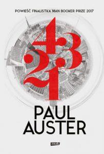 4 3 2 1 203x300 - 4 3 2 1 Paul Auster