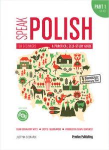 Speak Polish 219x300 - Speak Polish A practical self-study guide Justyna Bednarek