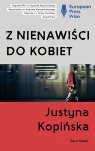 Z nienawisci do kobiet 190x300 - Z nienawiści do kobiet Justyna Kopińska