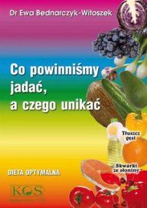 Co powinnismy jadac a czego unikac 213x300 - Co powinniśmy jadać a czego unikać Ewa Bednarczyk-Witoszek
