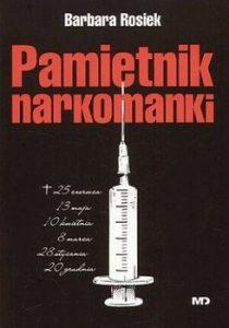 Pamietnik narkomanki 210x300 - Pamiętnik Narkomanki Barbara Rosiek