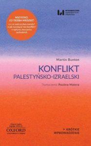Konflikt palestynsko izraelski 187x300 - Konflikt palestyńsko-izraelskiMartin Bunton