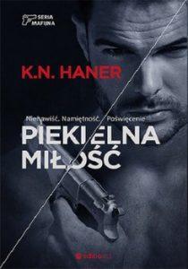Piekielna milosc 210x300 - Piekielna miłość K N Haner