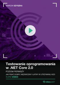 Testowanie oprogramowania 210x300 - Testowanie oprogramowania w .NET Core 2.0. Kurs video. Poziom pierwszy. Jak pisać dobry, niezawodny i łatwy w utrzymaniu kod