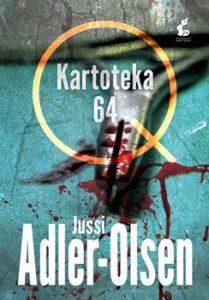 Kartoteka 64 209x300 - Kartoteka 64 Jussi Adler-Olsen
