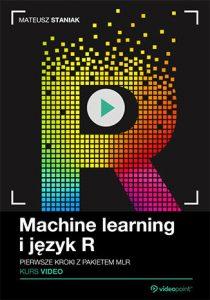 Machine learning i język R 210x300 - Machine learning i język R. Kurs video. Pierwsze kroki z pakietem mlr