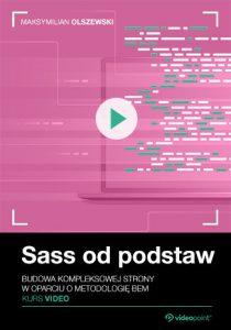 Sass od podstaw 210x300 - Sass od podstaw. Kurs video. Budowa kompleksowej strony w oparciu o metodologię BEM