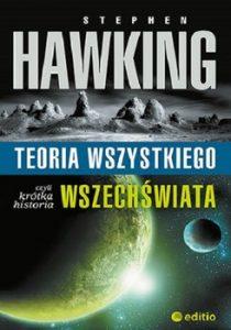 Teoria wszystkiego 210x300 - Teoria wszystkiego czyli krótka historia wszechświataStephen W Hawking