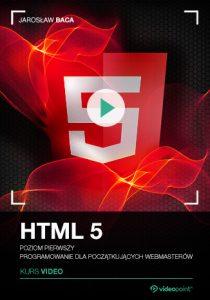 HTML5 210x300 - HTML5. Kurs video. Poziom pierwszy. Programowanie dla początkujących webmasterów