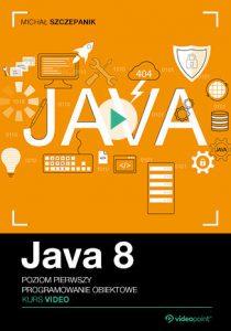 Java 8 210x300 - Java 8. Programowanie obiektowe. Kurs video