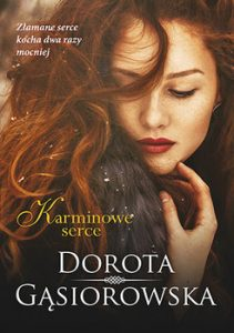 Karminowe serce 211x300 - Karminowe serce Dorota Gąsiorowska