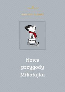 Nowe przygody Mikolajka 212x300 - Nowe przygody Mikołajka René Goscinny Jean-Jacques Sempé