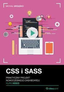 CSS i SASS 210x300 - CSS i SASS. Kurs video. Praktyczny projekt nowoczesnego dashboardu