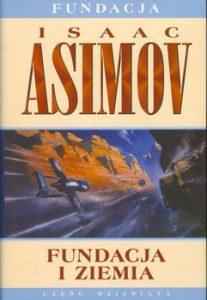 Fundacja i ziemia 207x300 - Fundacja 7 Fundacja i ZiemiaIsaac Asimov