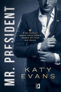 Mr. President 198x300 - Biały dom Tom 1 Mr President Katy Evans