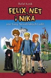Felix Net i Nika oraz Gang Niewidzialnych Ludzi 196x300 - Felix Net i Nika oraz Gang Niewidzialnych LudziRafał Kosik