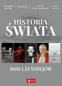 Historia swiata. 1000 lat dziejow 219x300 - Historia świata. 1000 lat dziejów