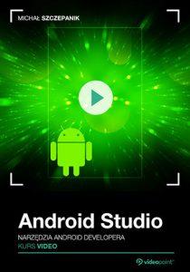 Android Studio 210x300 - Android Studio. Kurs video. Narzędzia Android developera