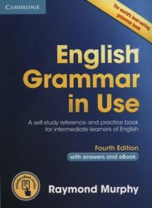 English Grammar in Use with Answers and eBook 220x300 - English Grammar in Use with answers and eBook	Raymond Murphy