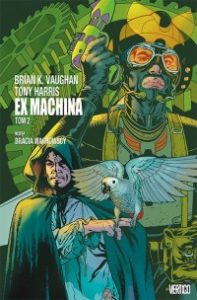 Ex Machina 197x300 - Ex Machina Tom 2	Brian K Vaughan Tony Harris