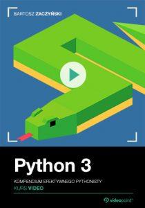 Python 3 210x300 - Python 3. Kurs video. Kompendium efektywnego Pythonisty