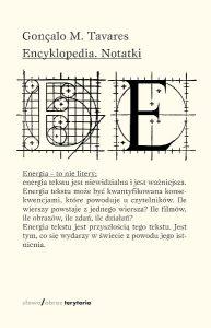 Encyklopedia. Notatki 193x300 - Encyklopedia Notatki Gonçalo M Tavares
