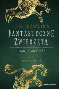 Fantastyczne zwierzeta i jak je znalezc. Leksykon 199x300 - Fantastyczne zwierzęta i jak je znaleźć LeksykonJoanne K Rowling