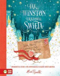 Jak Winston uratowal swieta 237x300 - Jak Winston uratował ŚwiętaAlex T Smith