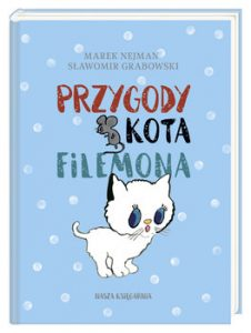 Przygody kota Filemona 226x300 - Przygody kota FilemonaSławomir Grabowski Marek Nejman