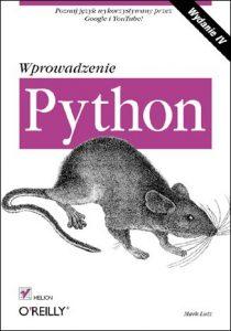 Python 210x300 - Python Wprowadzenie Mark Lutz