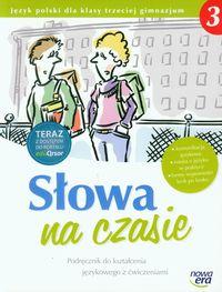 Slowa na czasie - Słowa na czasie Klasa 3 Podręcznik do kształcenia językowego z ćwiczeniamiHerman Wilga